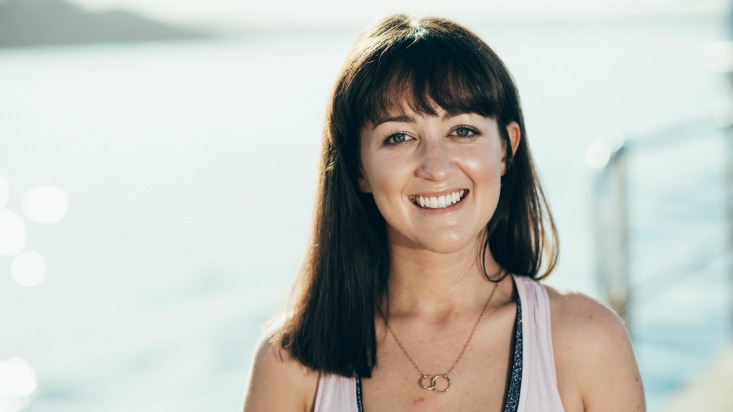 ciara fanning power living australia yoga
