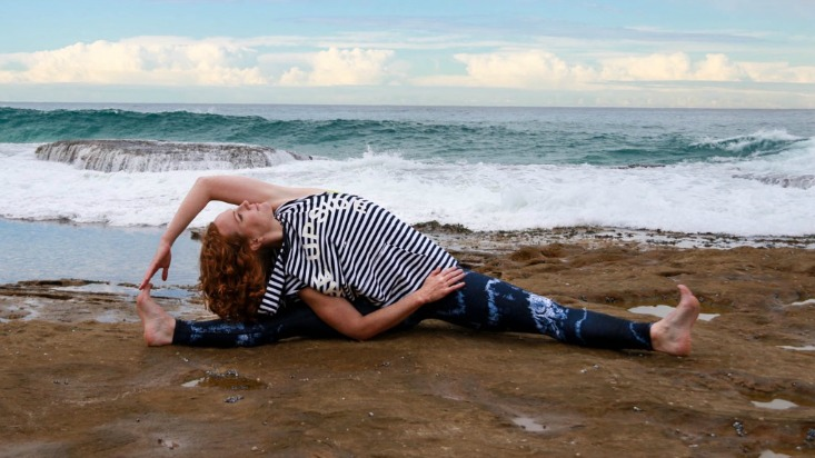 lenni munro power living australia yoga