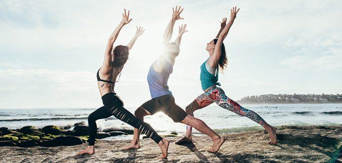 30 day challenge modern yoga power living bondi beach