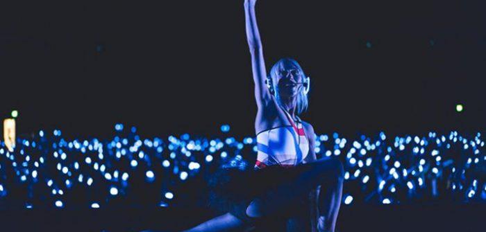 Flow after dark bondi junction power living australia yoga