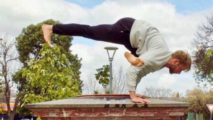 Jaime Wetherell power living australia yoga adelaide