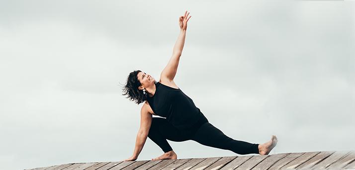 30 day modern yoga challenge power living australia yoga fitzroy