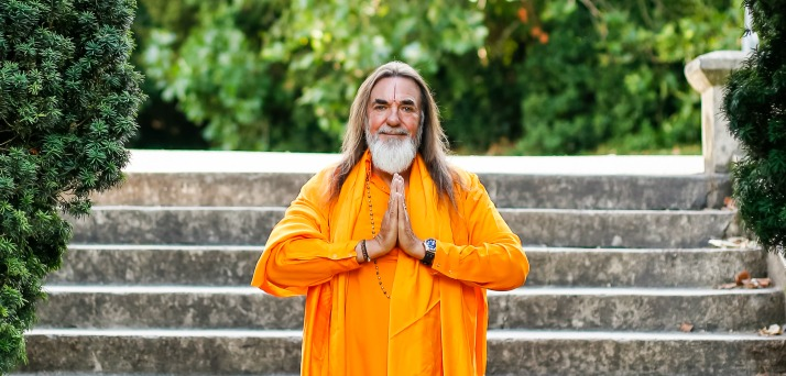 Swami Govindananda Swamiji power living australia yoga fate destiny chance