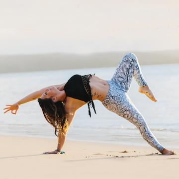 journey of empowerment karina pupo power living australia yoga bondi