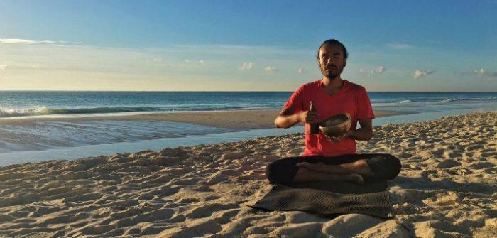 sound healing NZ wellington power living australia yoga