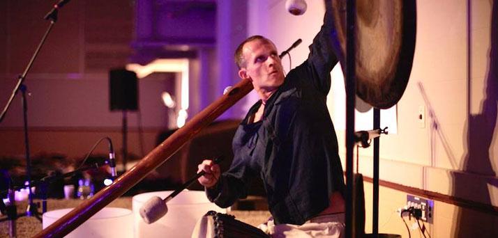 Sound Healing Gong Guru