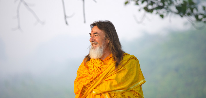 Yogic wisdom and mediation with Swami Govindananda
