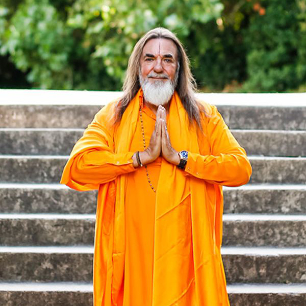 Fascinating Conversations With Swami Govindananda At Power Living