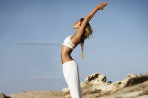 Vogue - Yogis on Self Care