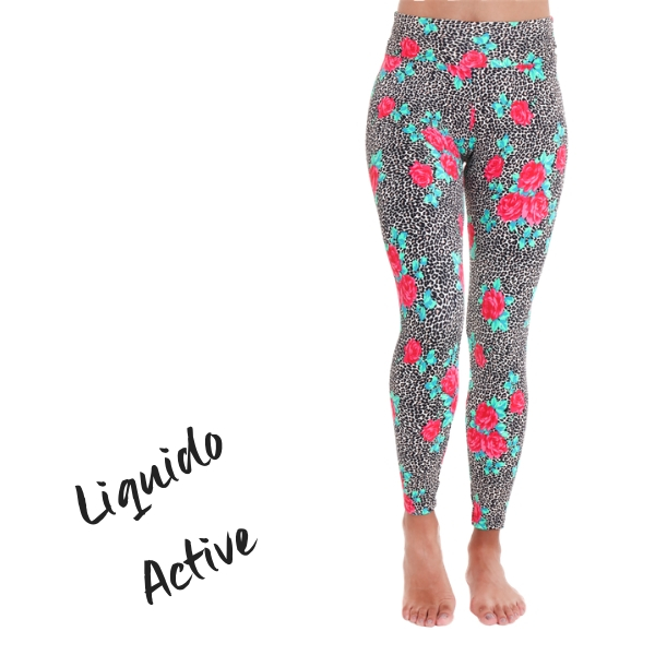 Liquido Active Yoga Pants