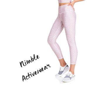 Nimble Activewear Yoga Pants
