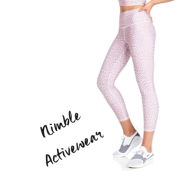Nimble Activewear Yoga Pants
