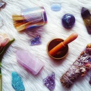 Crystals For Body and Home