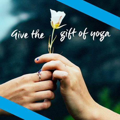 Gift of Yoga - Gift Card