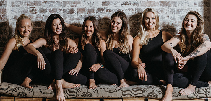 Yoga teacher Training One Month Intensive Bondi Beach