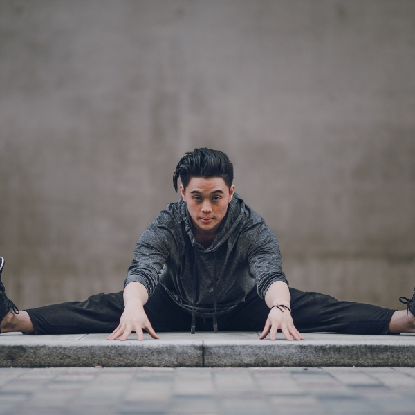 MEET THE BOYS THAT ARE MAKING YOGA COOL