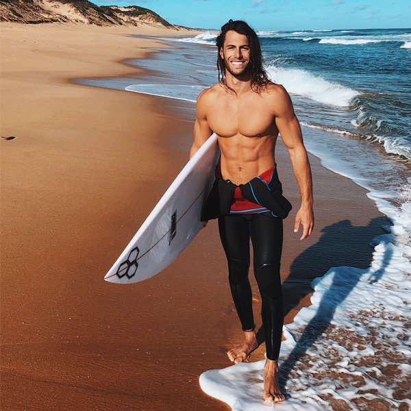 How to balance a surf and yoga lifestyle