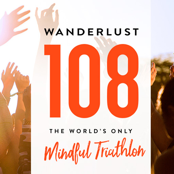 Wanderlust 108 - Get Ready For An Epic Day, Yogis!