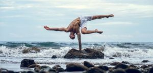 introduction to hand balancing