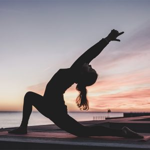 How to stay committed to your yoga practice