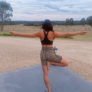 what happens when yoga and wine blend on retreat