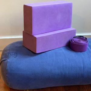 Bolster Block Blanket