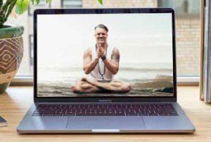 Duncan Meditating Livestream