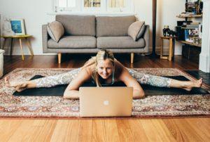 Yoga Splits Online