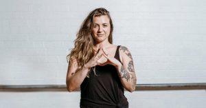 yoga teachers in focus Kris Spence